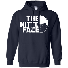 Sweatshirts Navy / S The Nitto Face Pullover Hoodie