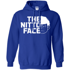 Sweatshirts Royal / S The Nitto Face Pullover Hoodie