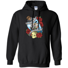 Sweatshirts Black / Small The Pirate King Pullover Hoodie