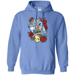 Sweatshirts Carolina Blue / Small The Pirate King Pullover Hoodie