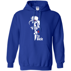 The Uncle Pullover Hoodie