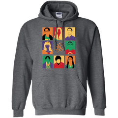 Theory pop Pullover Hoodie