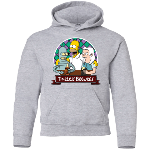 Timeless Brewers Youth Hoodie