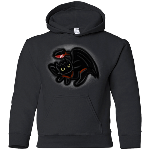 Sweatshirts Black / YS Toothless Simba Youth Hoodie