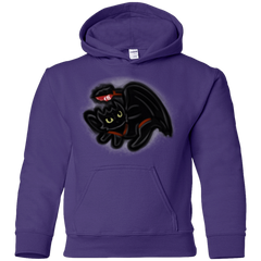 Toothless Simba Youth Hoodie