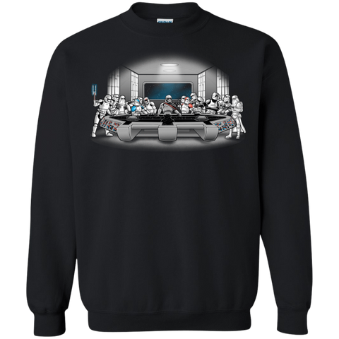 Troopers Dinner Crewneck Sweatshirt