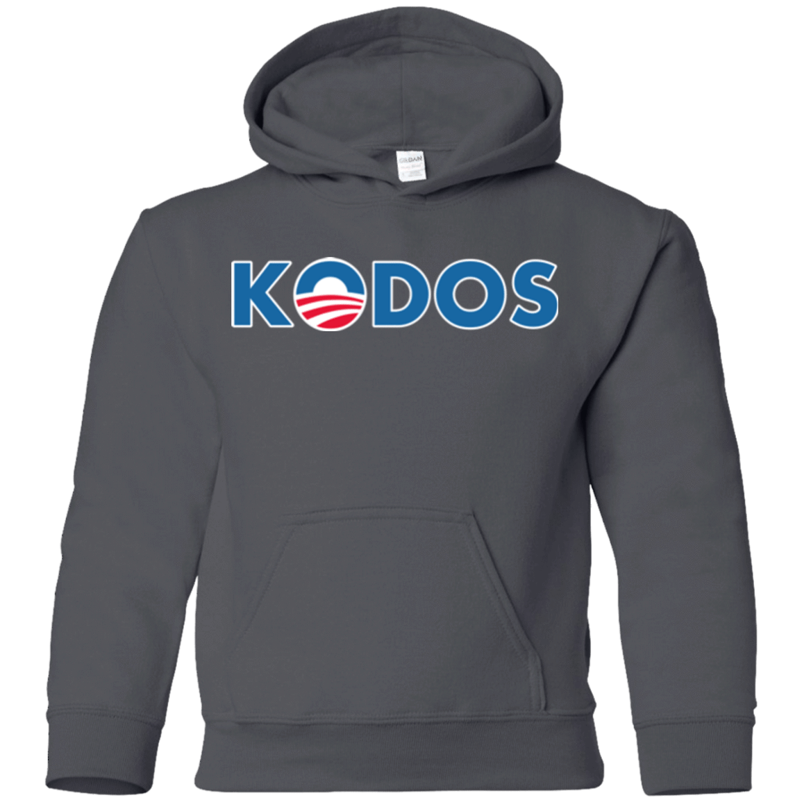 Vote for Kodos Youth Hoodie