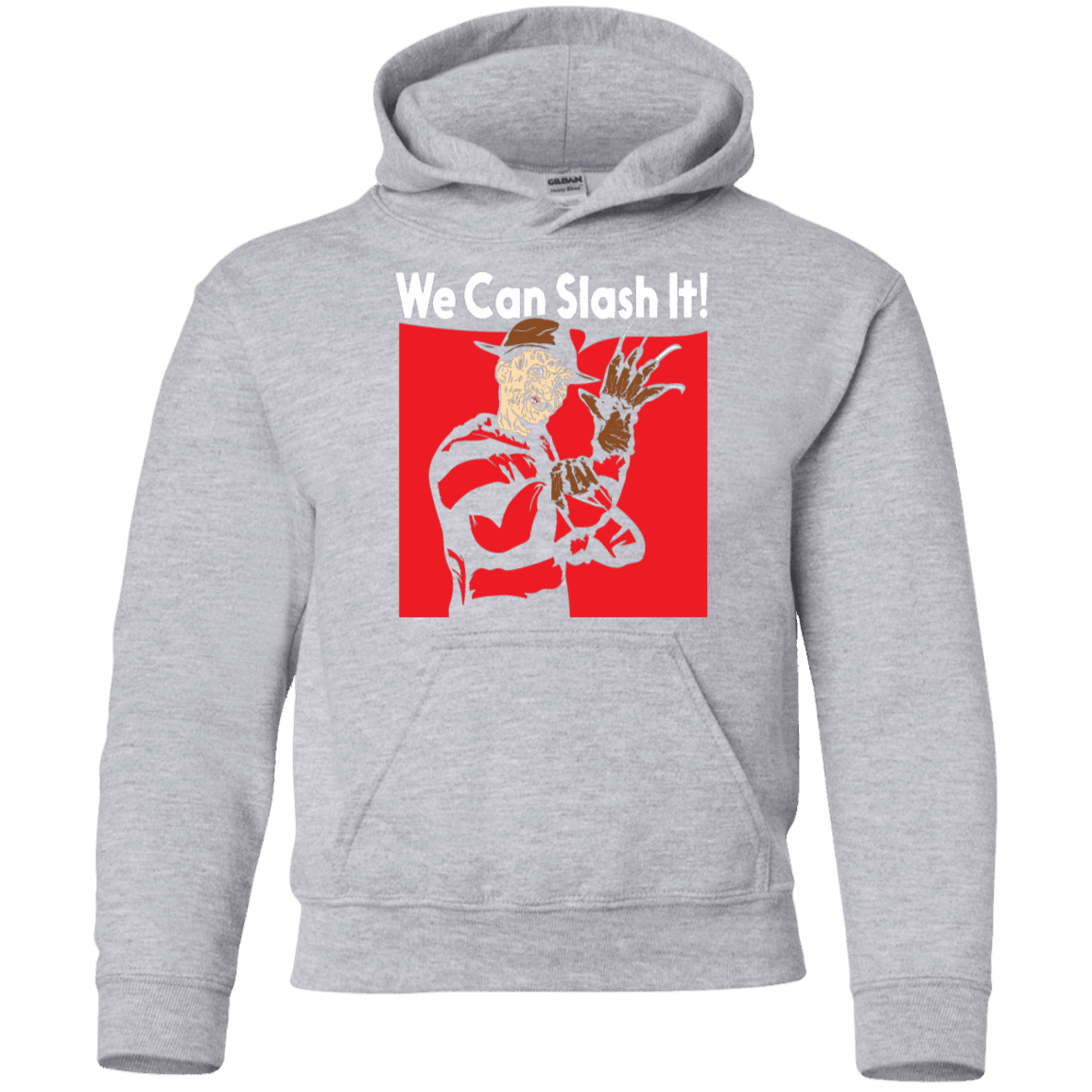 We Can Slash It! Youth Hoodie