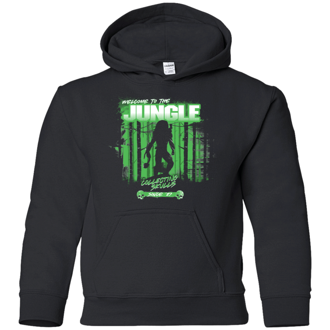 Welcome to Jungle Youth Hoodie