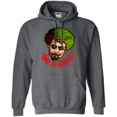 Why So Syrio Pullover Hoodie