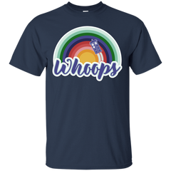 13th Doctor Retro Whoops T-Shirt