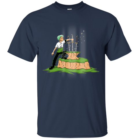 3 Swords in the Stone T-Shirt