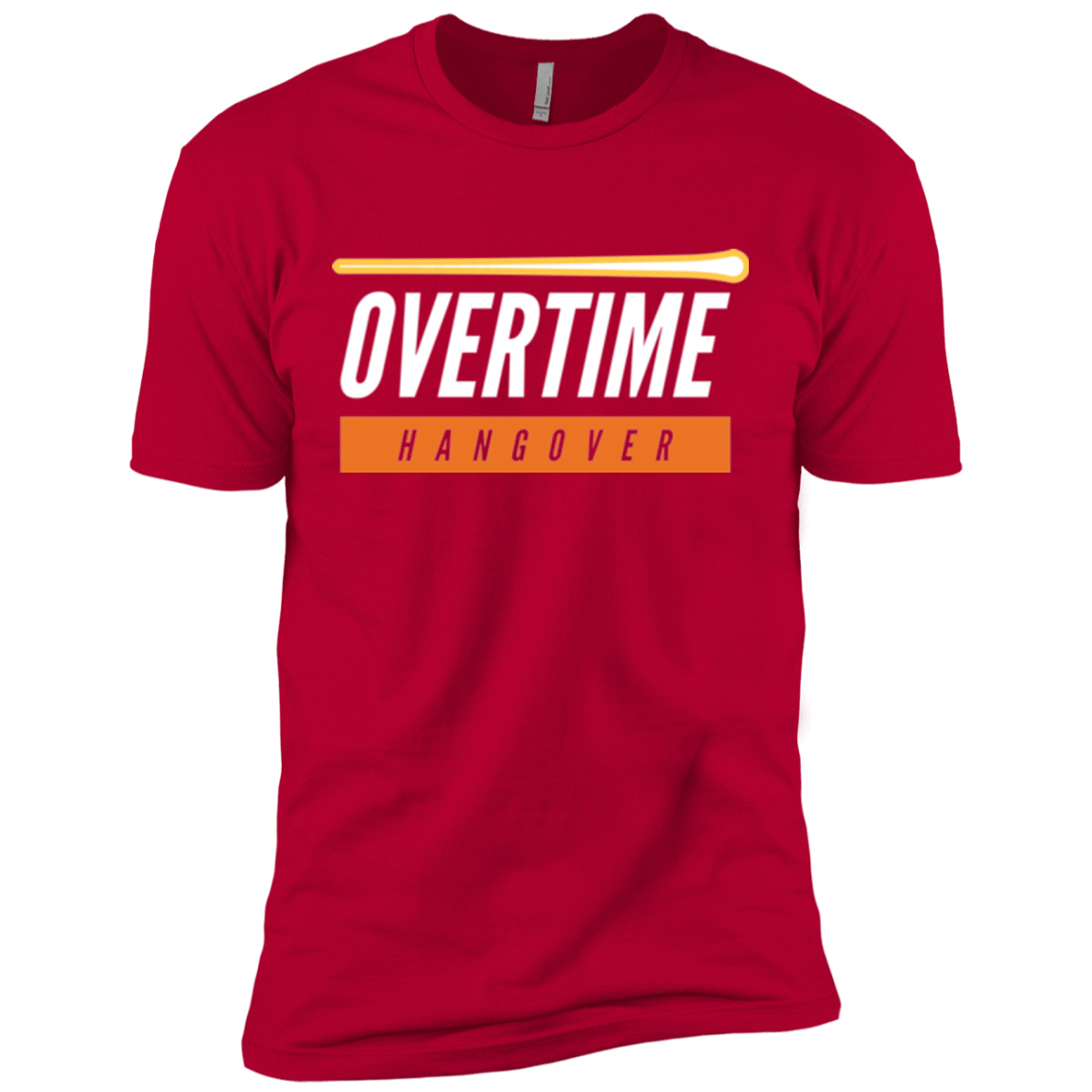 99 Percent Hangover Men's Premium T-Shirt