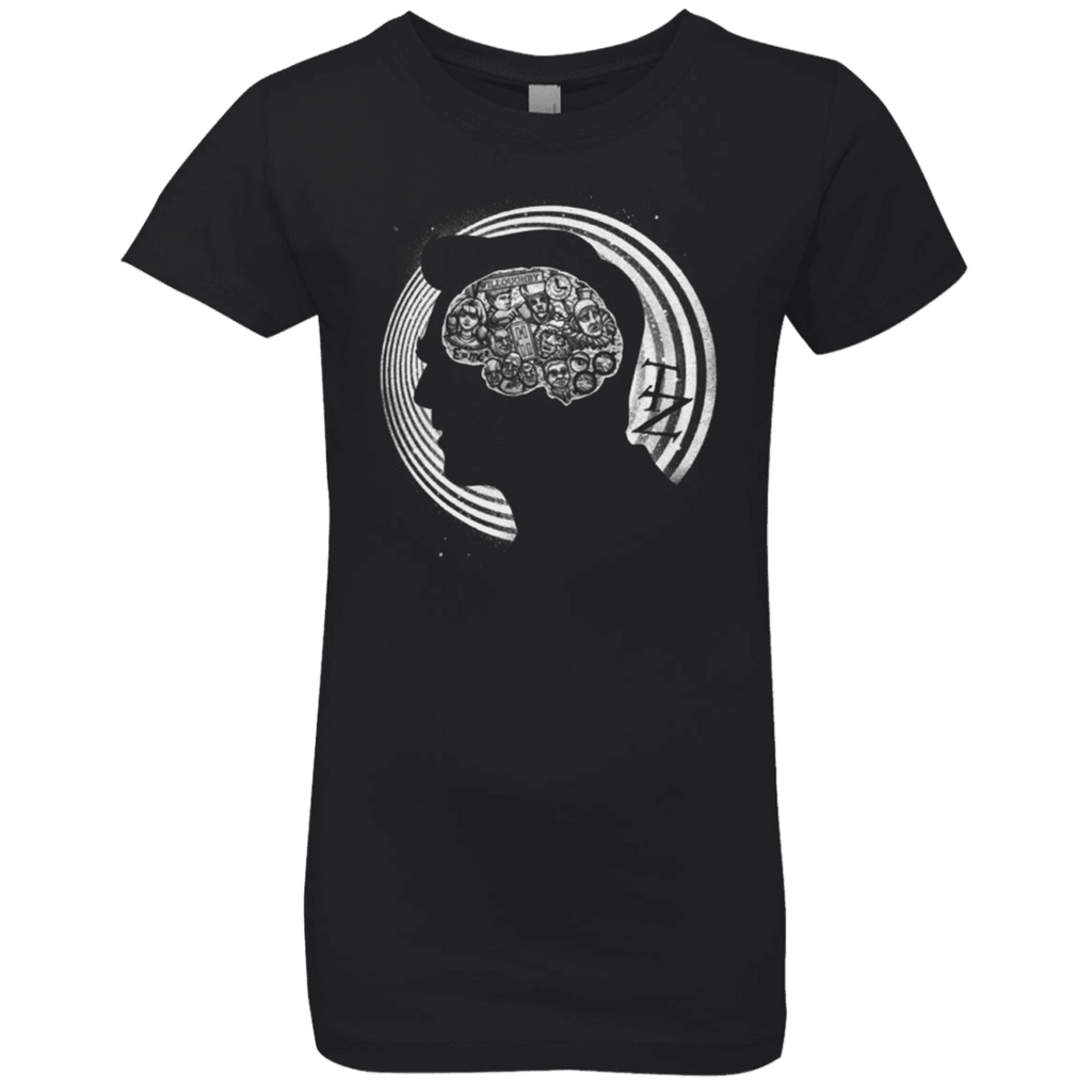 A Dimension of Mind Girls Premium T-Shirt