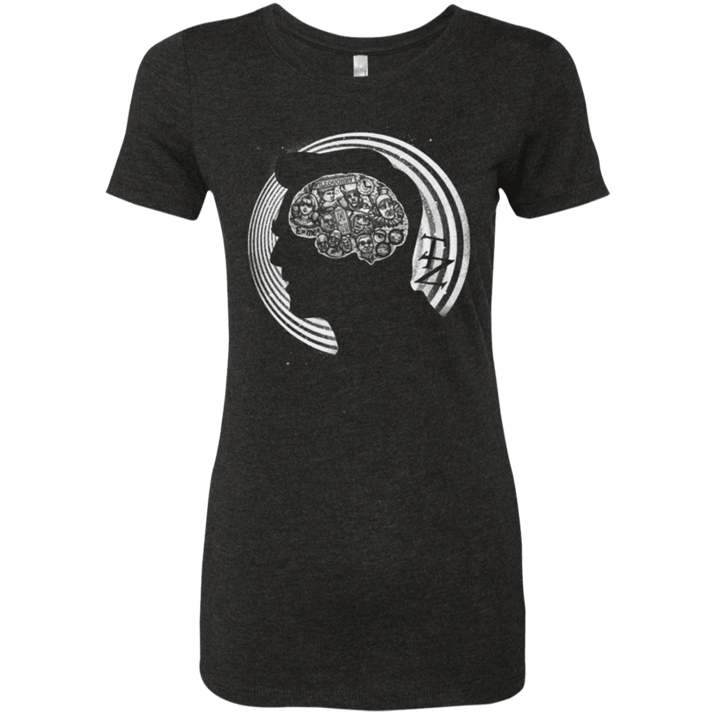 A Dimension of Mind Women's Triblend T-Shirt