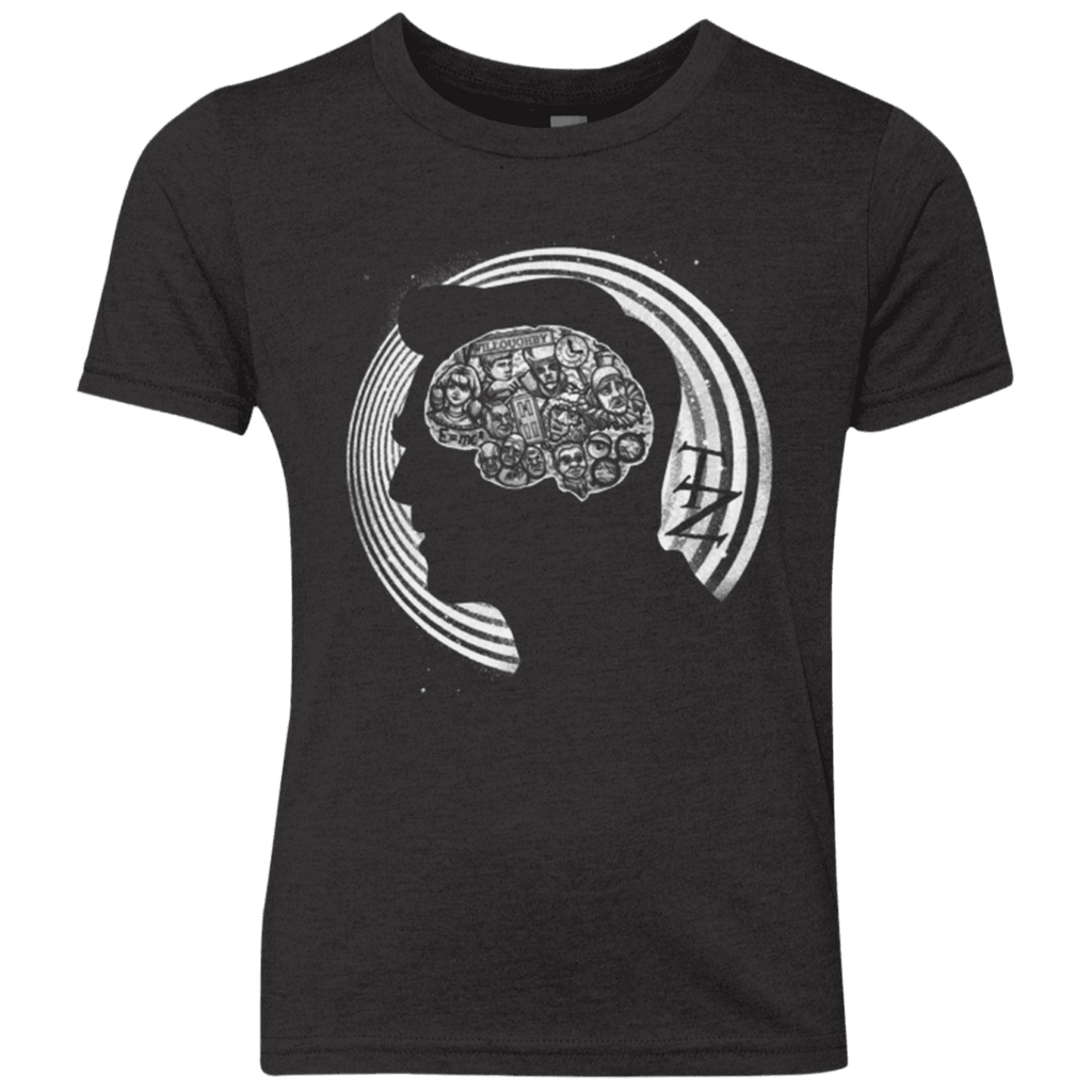 A Dimension of Mind Youth Triblend T-Shirt