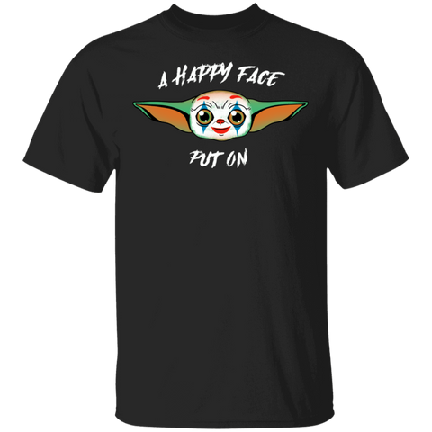A Happy Face T-Shirt
