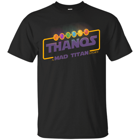 A Mad Titan Story T-Shirt