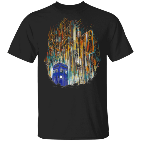 A View On Gallifrey T-Shirt