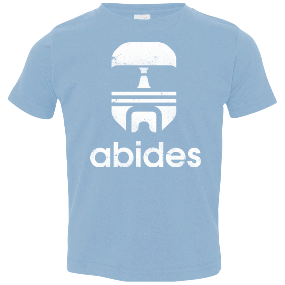 Abides Toddler Premium T-Shirt