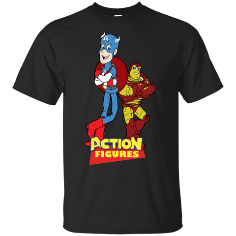 Action Figures T-Shirt