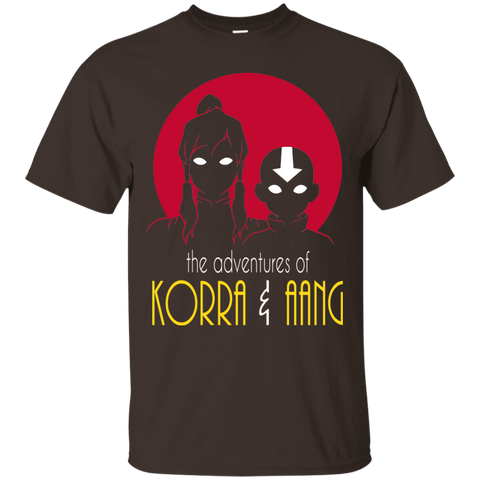 Adventures of Korra & Aang T-Shirt