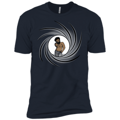 T-Shirts Midnight Navy / YXS Agent Gambino Boys Premium T-Shirt