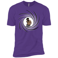 T-Shirts Purple Rush / YXS Agent Gambino Boys Premium T-Shirt