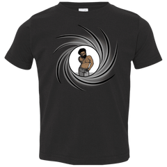 T-Shirts Black / 2T Agent Gambino Toddler Premium T-Shirt