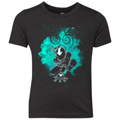 Air Bender Soul Youth Triblend T-Shirt