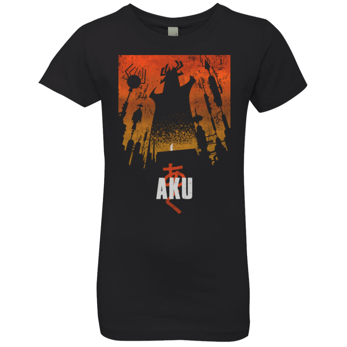 Akaiju Girls Premium T-Shirt