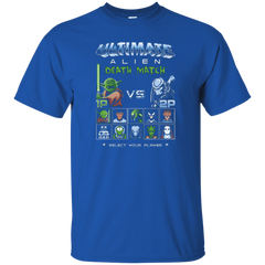Alien Death Match T-Shirt