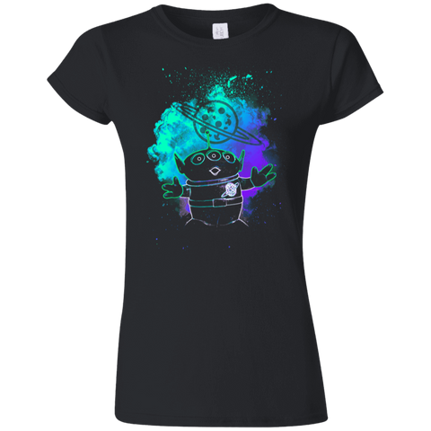 Aliens Soul Junior Slimmer-Fit T-Shirt