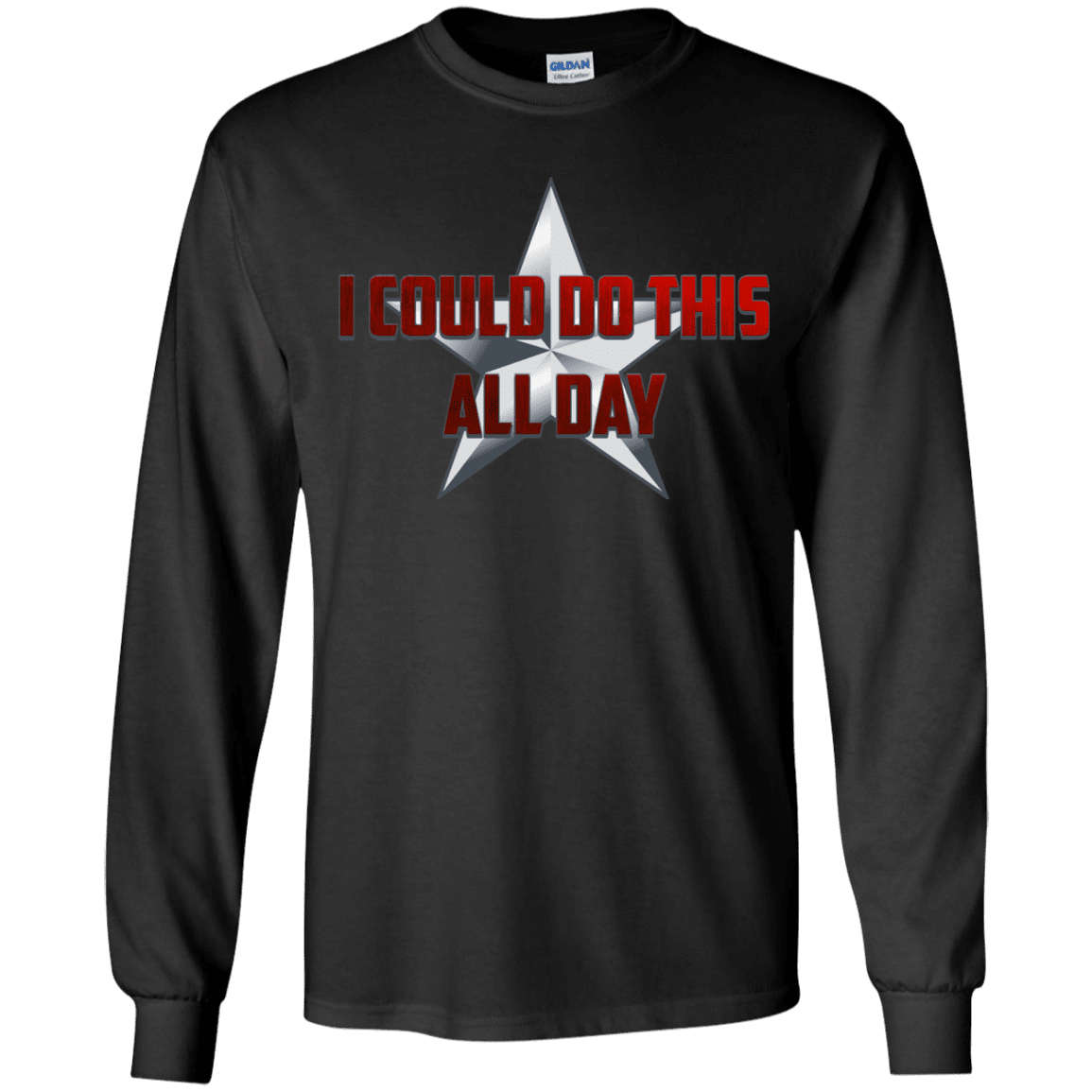 All Day Youth Long Sleeve T-Shirt