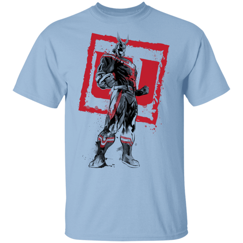 All Might sumi-e T-Shirt