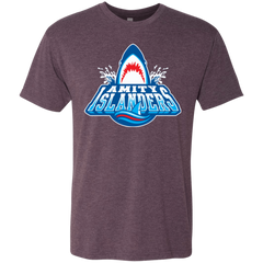 Amity Islanders Men's Triblend T-Shirt
