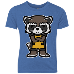 Angry Racoon Youth Triblend T-Shirt