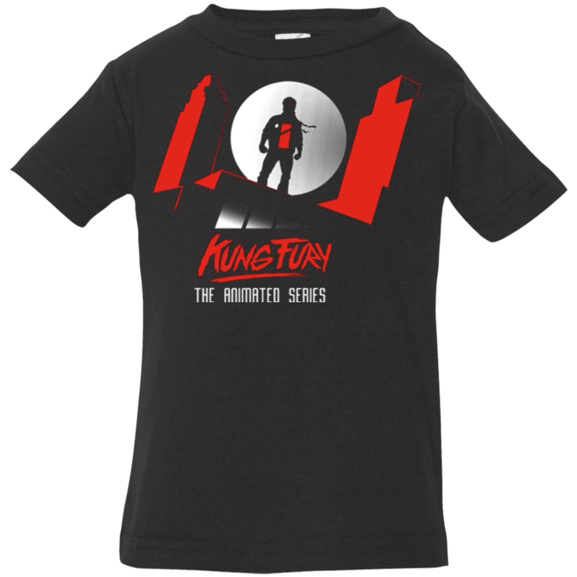 Animated Fury Infant Premium T-Shirt