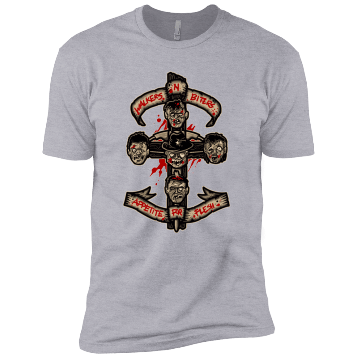 APPETITE FOR FLESH Boys Premium T-Shirt