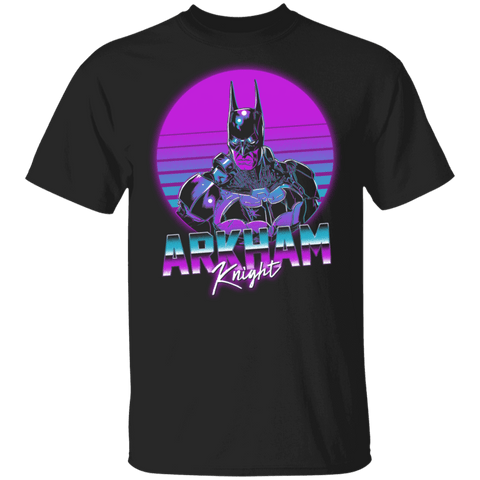 T-Shirts Black / S Arkham Knight T-Shirt