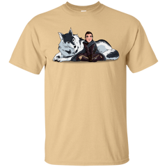 Arya and Nymeria T-Shirt