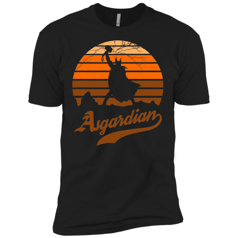 Asgardian Sun Set Men's Premium T-Shirt