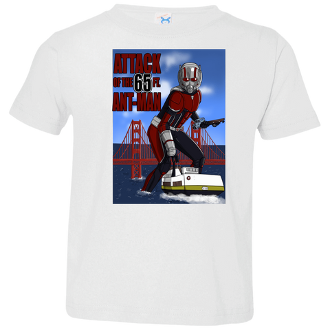 Attack of the 65 ft. Ant-Man Toddler Premium T-Shirt