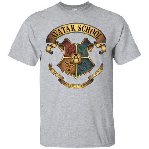 Avatar School (2) T-Shirt