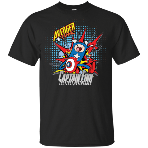Avenger Time Captain Finn T-Shirt