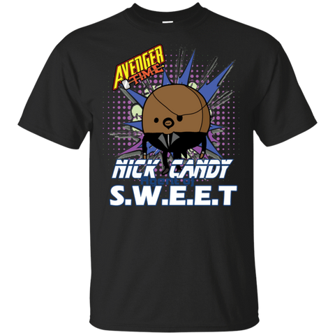 Avenger Time Nick Candy T-Shirt