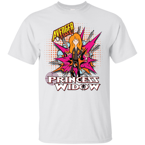 Avenger Time Princess Widow T-Shirt