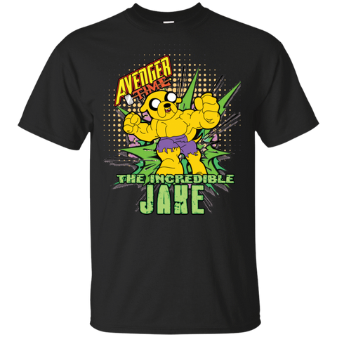 Avenger Time The Incredible Jake T-Shirt