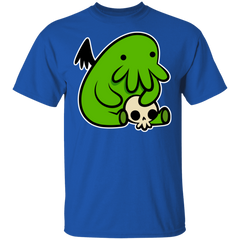 T-Shirts Royal / S Baby Cthulhu T-Shirt