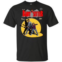 T-Shirts Black / YXS Babysitter Batman Youth T-Shirt
